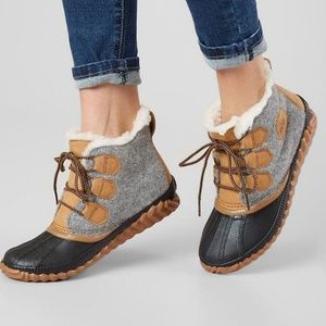 Sorel Out N About Plus Ankle Boot 8
